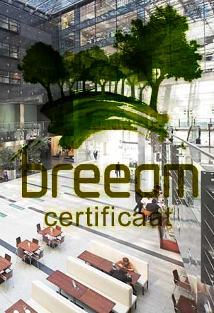 Focus has been awarded a Breeam In-Use certificate with a very good grade